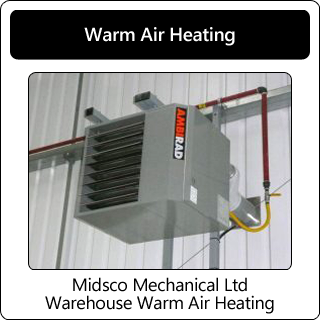 Midsco Mechanical Ltd Commercial Industrial Heating