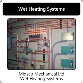 Industrial Wet Heating Systems Midsco Commercial Warm